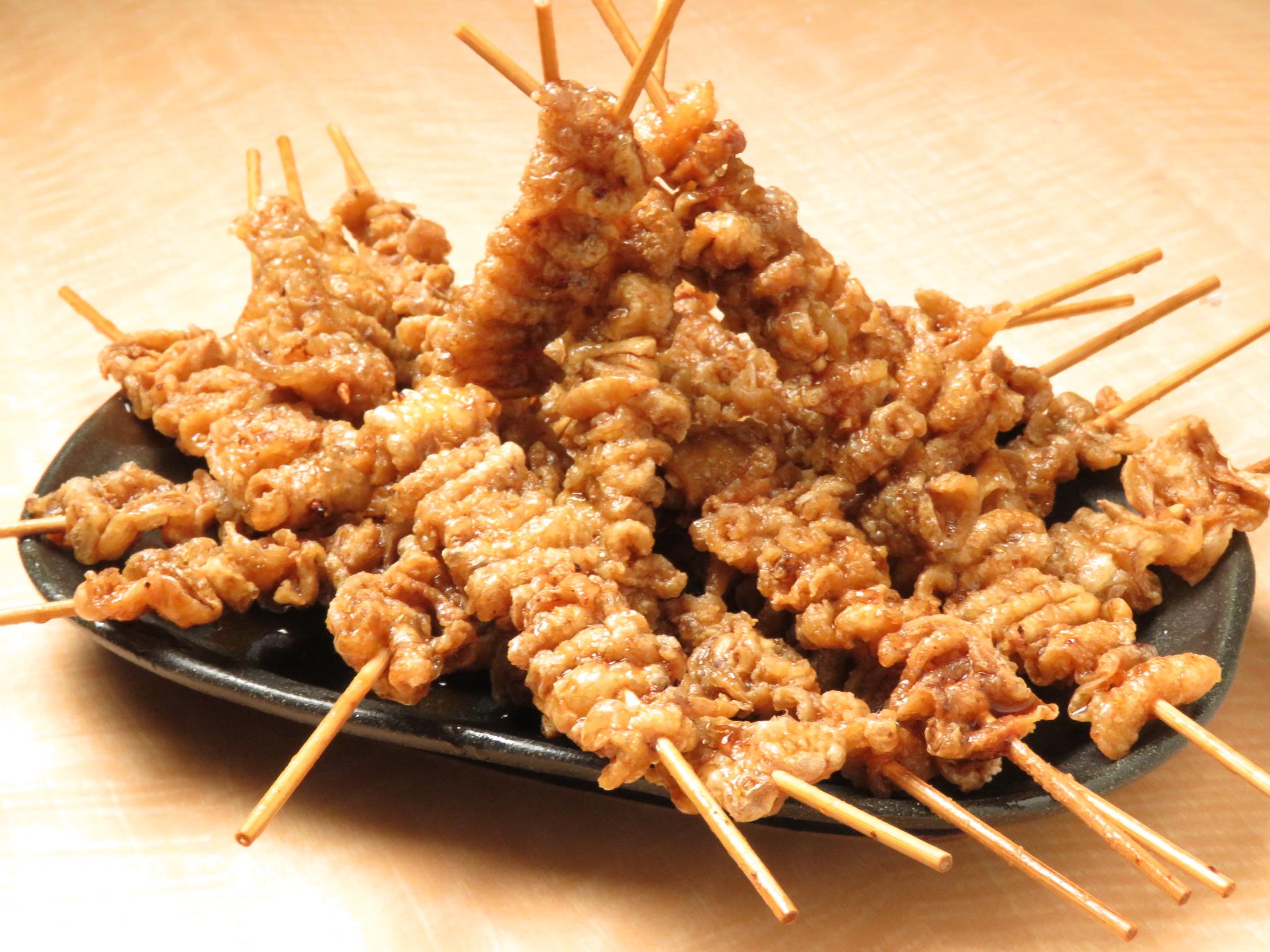 【とりいちず酒場 亀有北口店】の病みつき鶏料理