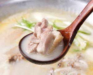 とりいちず酒場 亀有北口店で味わえるコラーゲンたっぷり鍋